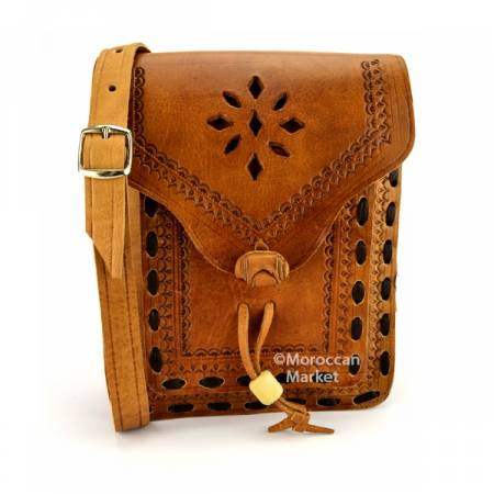 Anouar Messenger Bag