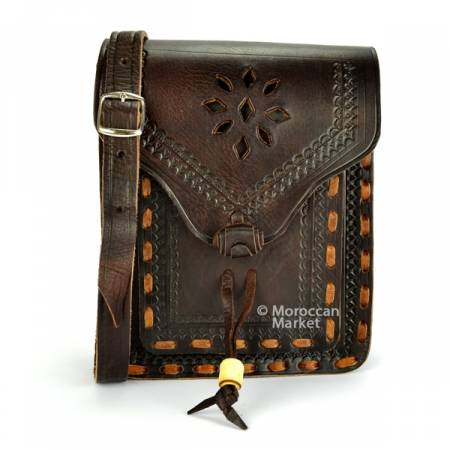 Anouar Messenger Bag