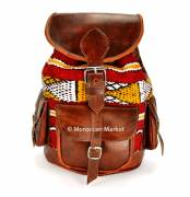 Kilim Backpack
