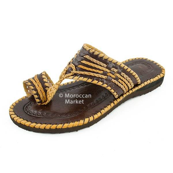 tafraoute leather sandals perfect with any style. Black Bedroom Furniture Sets. Home Design Ideas