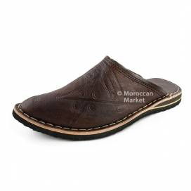 Aladdin leather Slippers