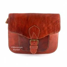 Handmade Maymouna leather Bag