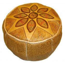 Faradiya Moroccan pouf