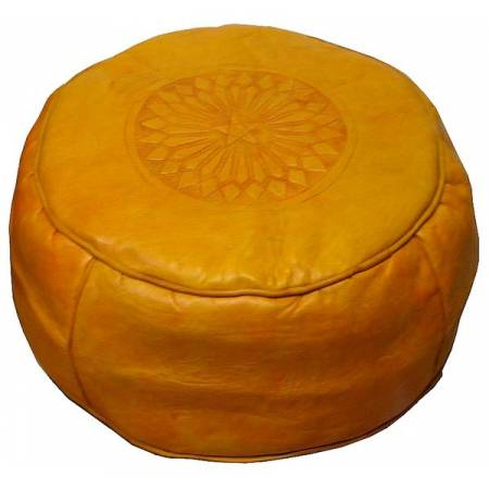 Traditionnal Moroccan pouf