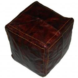 Cubic pouf design