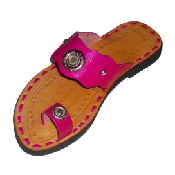 Moroccan Farah flip flops