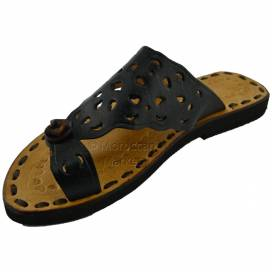 Handmade Marrakech leather sandals