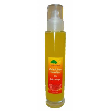 OIL VIRGIN COSMETIC ARGAN 200 ml