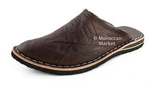 cef03ed73051 Handmade Moroccan babouches slippers for men